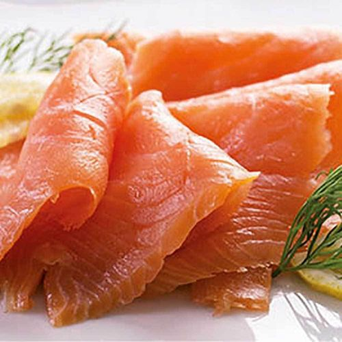 Scottish smoked salmon, 500g pack