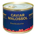 Red Salmon caviar, 500g catch 2018 ASC certified