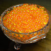 Golden salmon caviar, 250g