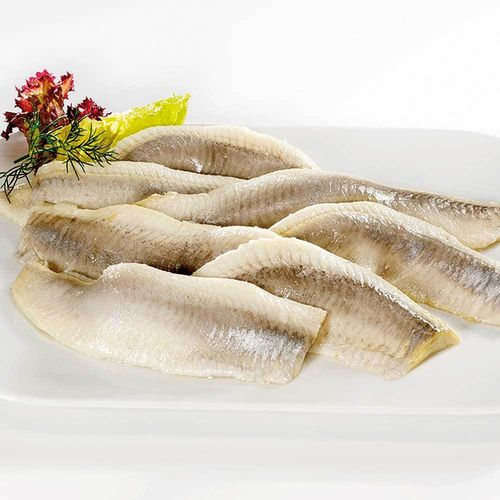 Herring pickled nordic style, branded product from Germany 6x150g